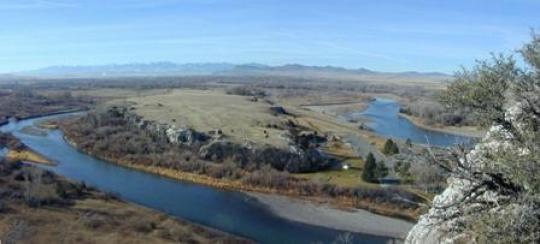 Campground Details Missouri Headwaters State Park Mt