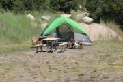 Photo: T004, Black Sandy Campground